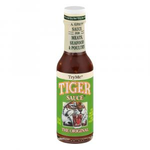 Luzianne Try Me Tiger Sauce