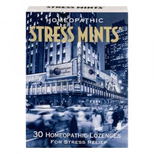 Historical Homeopathic Stress Lozenges
