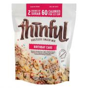 Thinful Guiltless Snack Mix Birthday Cake
