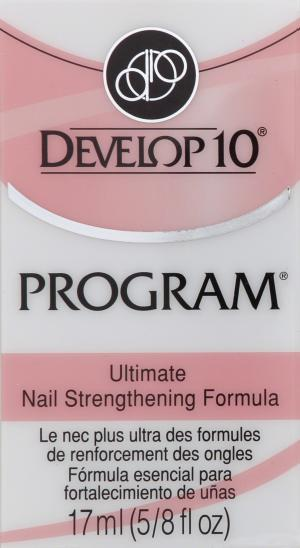 Develop 10 Program Nail Strength