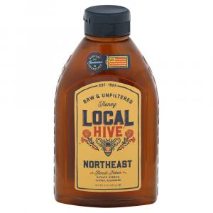Local Hive Northeast Honey Raw & Unfiltered