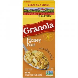 Sweet Home Farm Honey Nut Granola