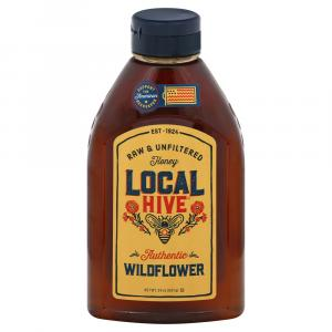 Local Hive Wildflower Raw & Unfiltered Honey