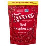 Wyman's Red Raspberries