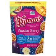 Wyman's Passion Berry Blend