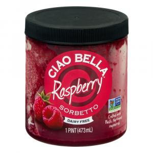 Ciao Bella Raspberry Sorbetto