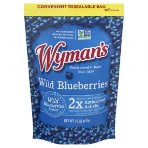 Wyman's Wild Blueberries