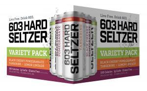 603 Hard Seltzer Variety Pack