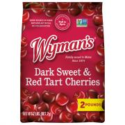 Wyman's Dark Sweet with Red Tart Cherries