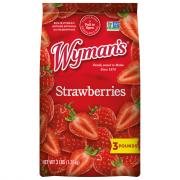 Wyman's Frozen Strawberries
