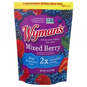 Wyman's Mixed Berries