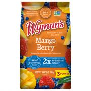 Wyman's Blueberries, Strawberries & Mango Chunks