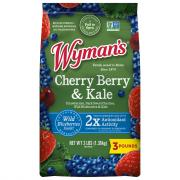 Wyman's Strawberries, Blueberries & Cherries with Kale