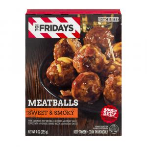 T.g.i. Friday's Meatballs Sweet & Smoky Sauce