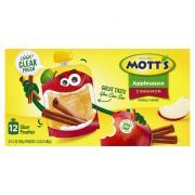 Mott's Cinnamon Applesauce