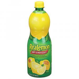 Mott's Realemon Juice