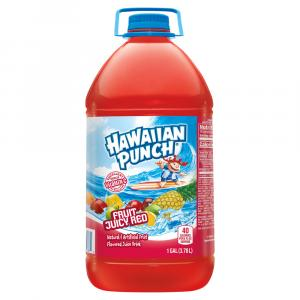 Hawaiian Punch Red