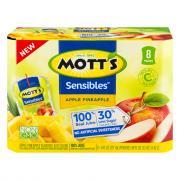 Mott's Sensibles Apple Pineapple Juice