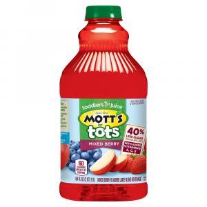 Mott's For Tots Mixed Berry Fruit Juice