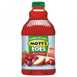 Mott's for Tots Fruit Punch Juice