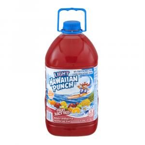Hawaiian Punch Light Fruit Juicy Red