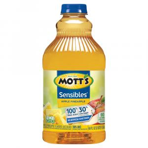 Mott's Sensibles Apple Pineapple
