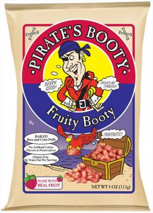 Pirate's Booty Fruity Booty
