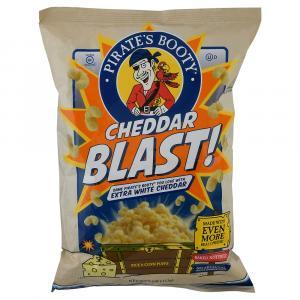 Pirate's Booty Cheddar Blast Rice & Corn Puffs
