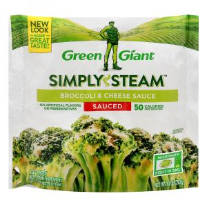 Green Giant Simply Steam Broccoli & Cheese Sauce