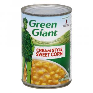 Green Giant Cream Style Corn