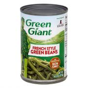 Green Giant French Cut Green Beans