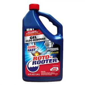 Roto-Rooter Gel Clog Remover