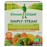 Green Giant Steamers Antioxidant Blend