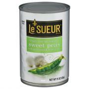 LeSueur Peas w/Mushrooms & Pearl Onions