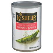 LeSueur Early Peas