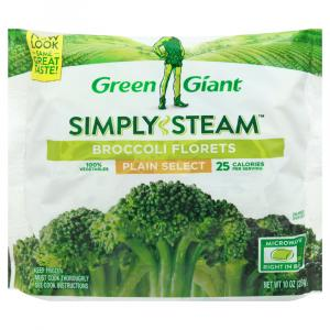 Green Giant Valley Fresh Steamers Brocolli Florettes
