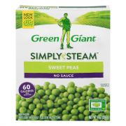 Green Giant Harvest Fresh LeSueur Peas