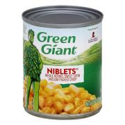 Green Giant Golden Whole Kernel Niblet Corn