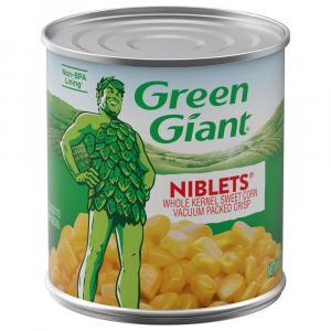 Green Giant Golden Whole Kernel Niblet Corn