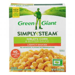 Green Giant Niblets Corn In Butter Sauce