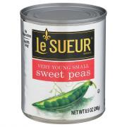 LeSueur Small Peas
