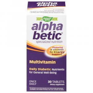 Alpha Betic Multivitamin