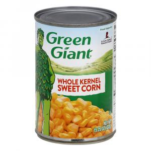 Green Giant Whole Kernel Corn