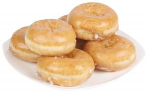 Glazed Raised Donuts