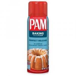 Pam w/Flour Baking Spray