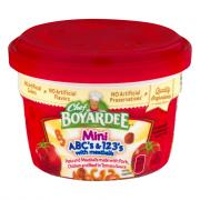Chef Boyardee ABC's & 123's w/Meatballs