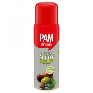 Pam Cooking Spray Extra Virgin Olive Oil Pump Spray