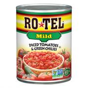 Rotel Mild Diced Tomatoes
