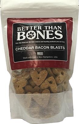 Better Than Bones Cheddar Bacon Blast Treats