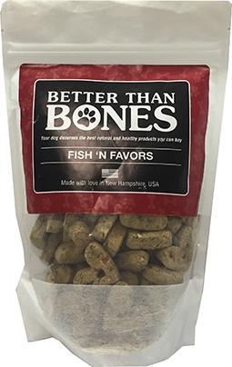 Better Than Bones Fish N Favors Treats